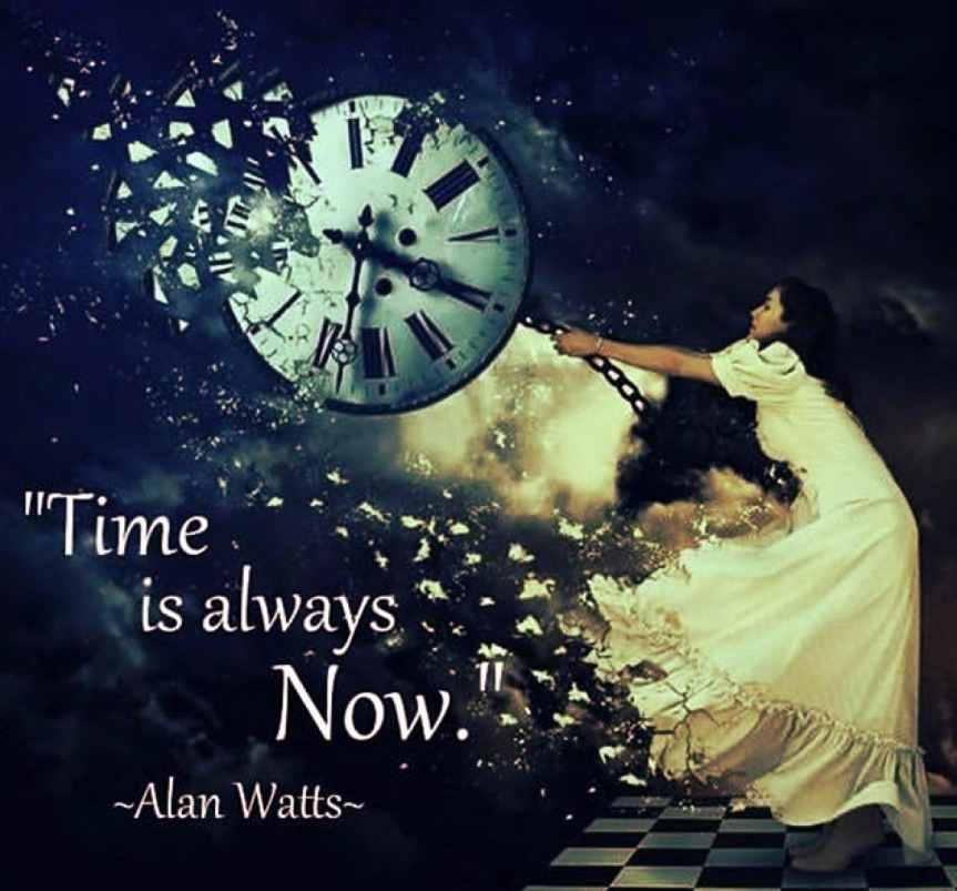 Time is alwaysnow
